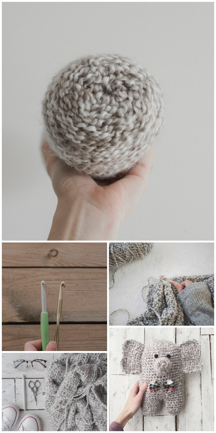 A Few Helpful Tips for Working with Homespun Yarn