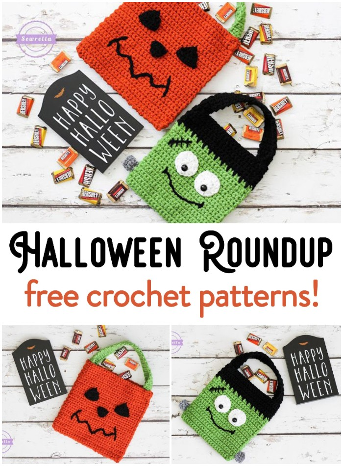 Free Halloween Crochet Pattern Roundup