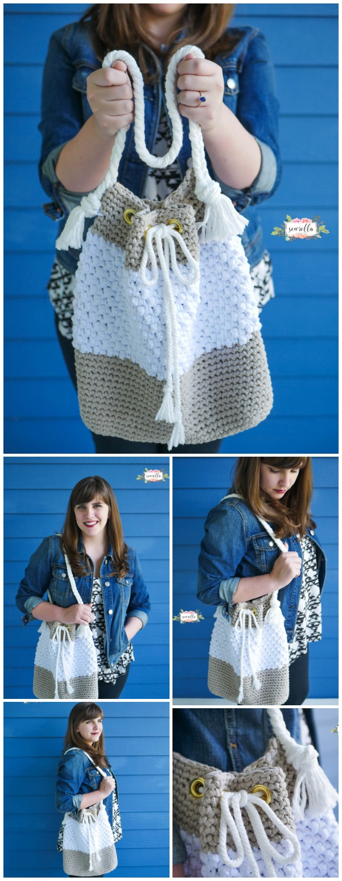 The Mykonos Crochet Bag