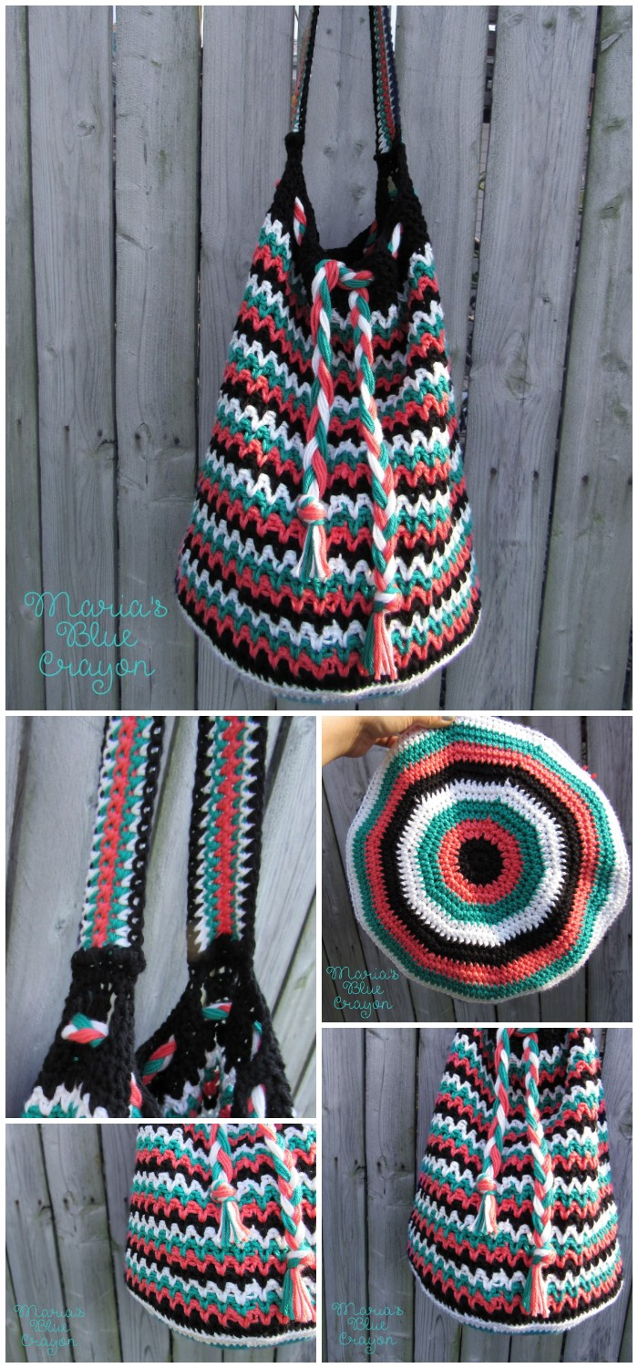 The Roxy Bag - Crochet Pattern