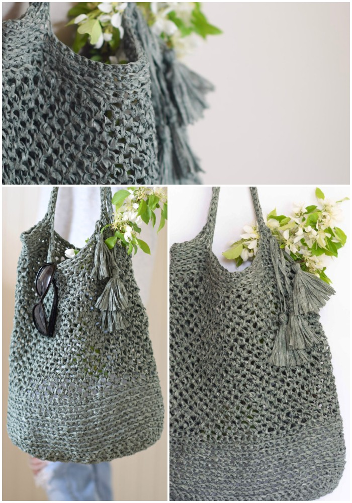 "how to crochet a market tote ""palmetto tote pattern"""