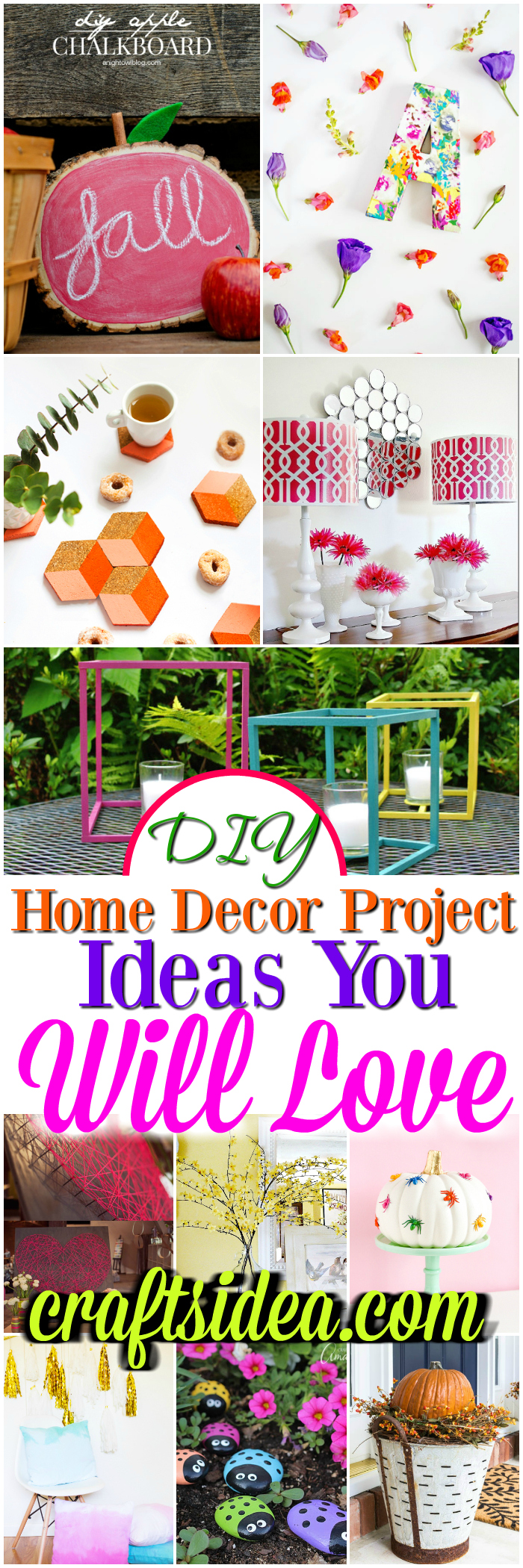 DIY Home Decor Project